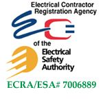 Electrical Safety Authority certified