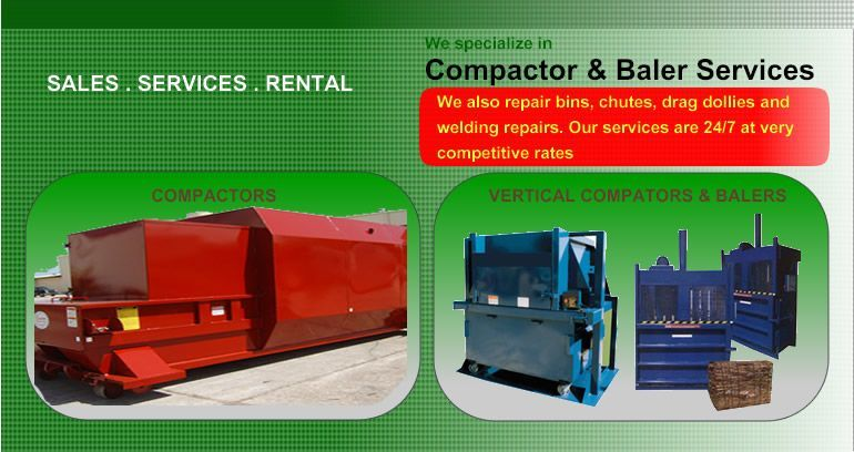 compactor and baler services
